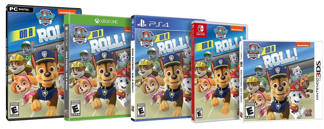 Paw-Patrol-On-a-Roll-